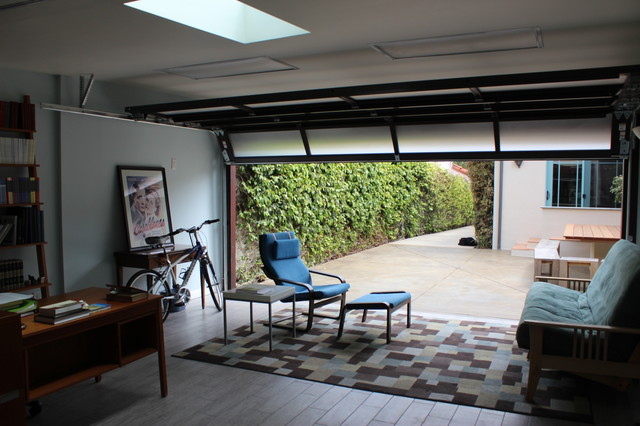 5 top garage conversion ideas that can add value to your home. Black Bedroom Furniture Sets. Home Design Ideas