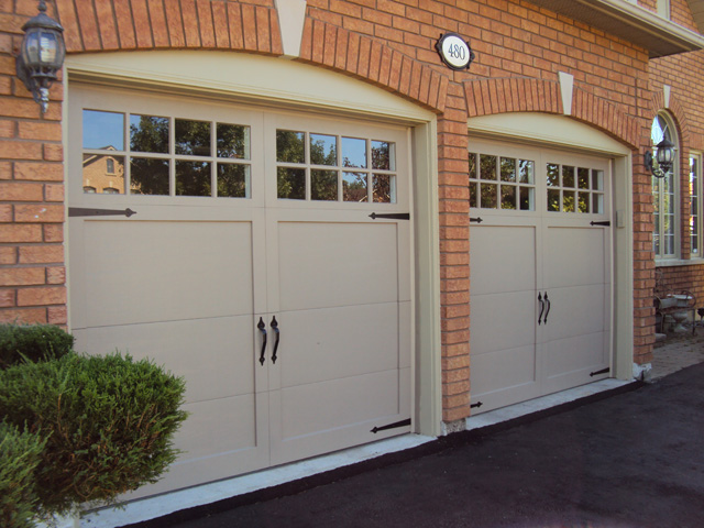 side hinged garage doors the pros con