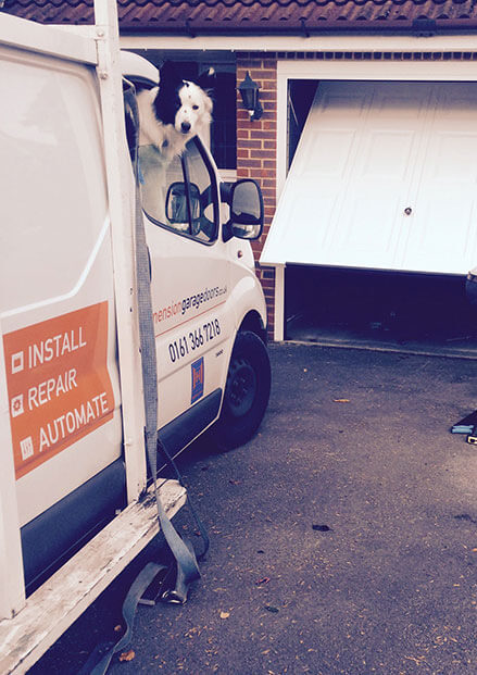 Garage Door Repairs Manchester Amp Stockport Dimension