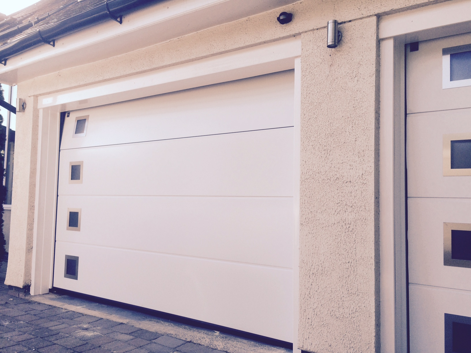 Sectional Garage Doors Manchester Sectional Garage Doors