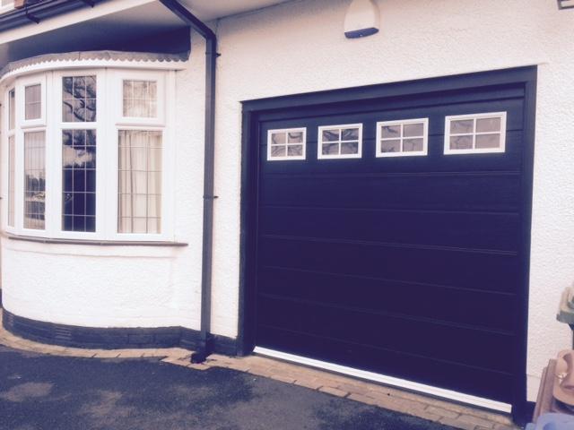 Roller Garage Doors Manchester Roller Garage Door Installation