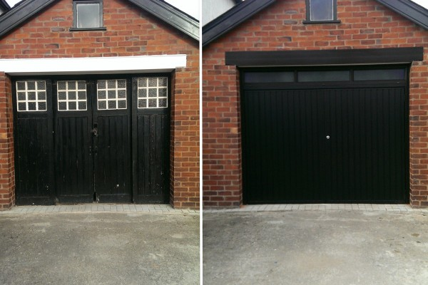 Side Hinged Garage Doors Manchester Side Hinged Garage Doors